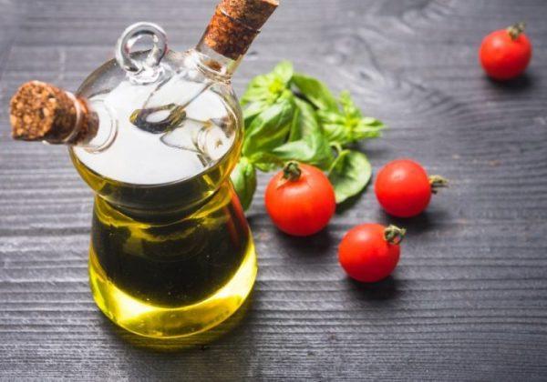 Azeite de oliva na dieta mediterrânea