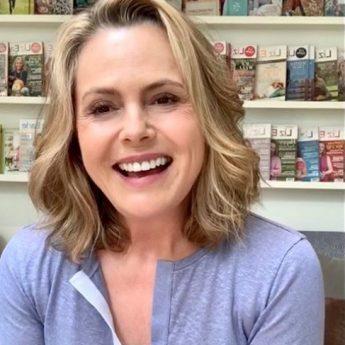 Livro sobre viver bem a menopausa é para todas as idades.